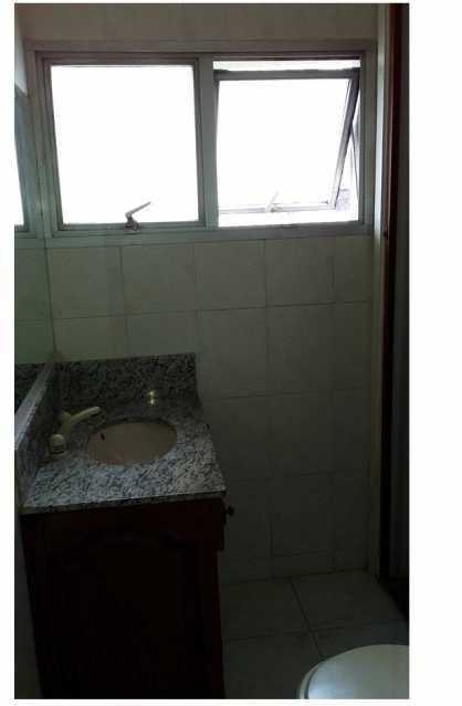 banheiro suite02 - Apartamento 3 quartos Jardim Botânico - CPAP30441 - 14