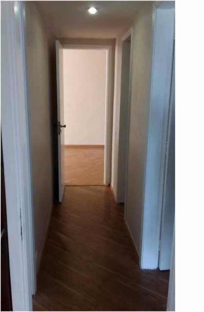 corredor - Apartamento 3 quartos Jardim Botânico - CPAP30441 - 4