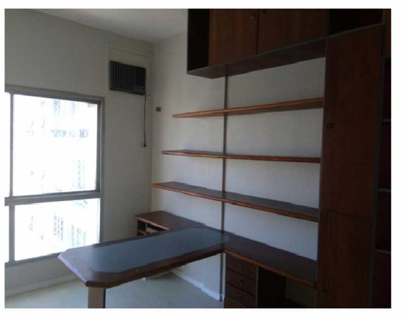 quarto/escritorio - Apartamento 3 quartos Jardim Botânico - CPAP30441 - 7