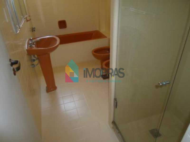 Banheiro Social - Apartamento Flamengo,IMOBRAS RJ,Rio de Janeiro,RJ Para Alugar,3 Quartos,120m² - CPAP30446 - 16