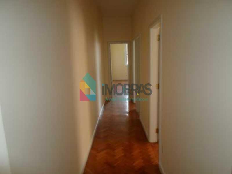 Corredor - Apartamento Flamengo,IMOBRAS RJ,Rio de Janeiro,RJ Para Alugar,3 Quartos,120m² - CPAP30446 - 10