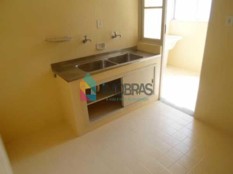 Cozinha - Apartamento Flamengo,IMOBRAS RJ,Rio de Janeiro,RJ Para Alugar,3 Quartos,120m² - CPAP30446 - 8