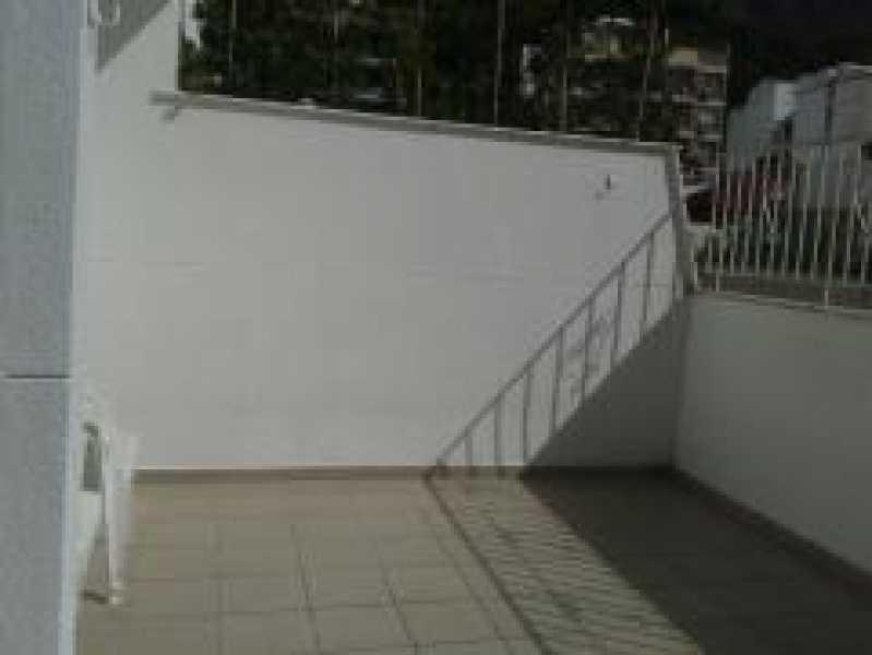 download 13 - Casa em Condomínio à venda Rua Mário Pederneiras,Humaitá, IMOBRAS RJ - R$ 1.900.000 - BOCN30003 - 3