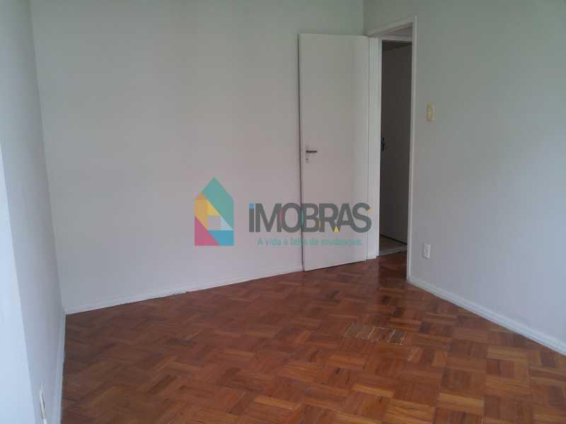 quarto2 - Apartamento Humaitá, IMOBRAS RJ,Rio de Janeiro, RJ À Venda, 2 Quartos, 76m² - BOAP20267 - 3