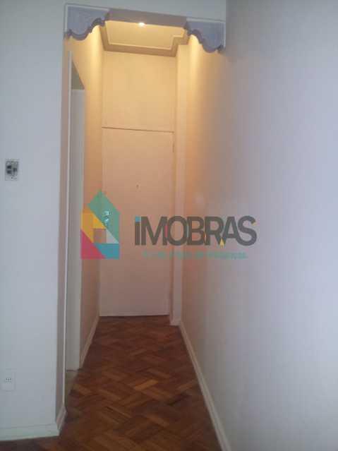 sala - Apartamento Humaitá, IMOBRAS RJ,Rio de Janeiro, RJ À Venda, 2 Quartos, 76m² - BOAP20267 - 1