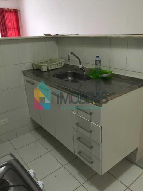 Cozinha - Flat 1 quarto para alugar Centro, IMOBRAS RJ - R$ 2.400 - CPFL10016 - 26