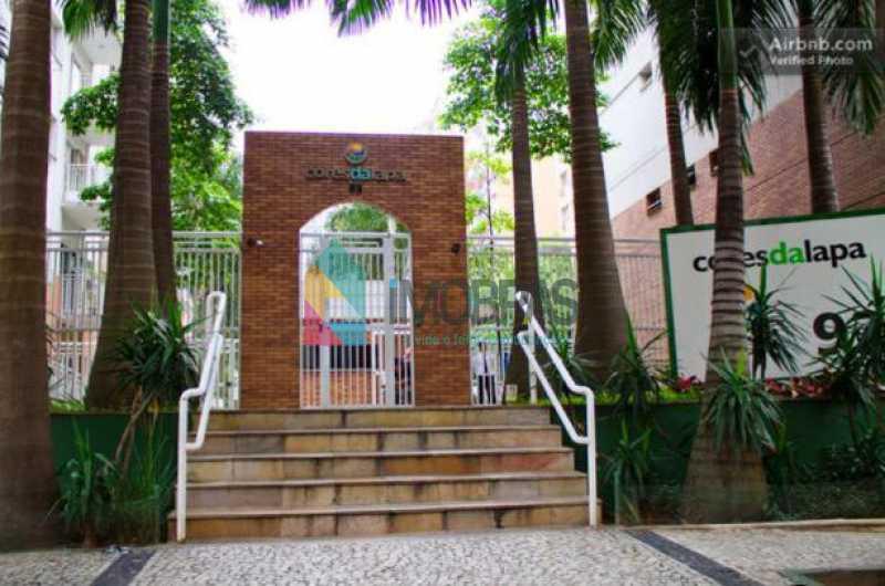 Frente Predio - Flat 1 quarto para alugar Centro, IMOBRAS RJ - R$ 2.400 - CPFL10016 - 30