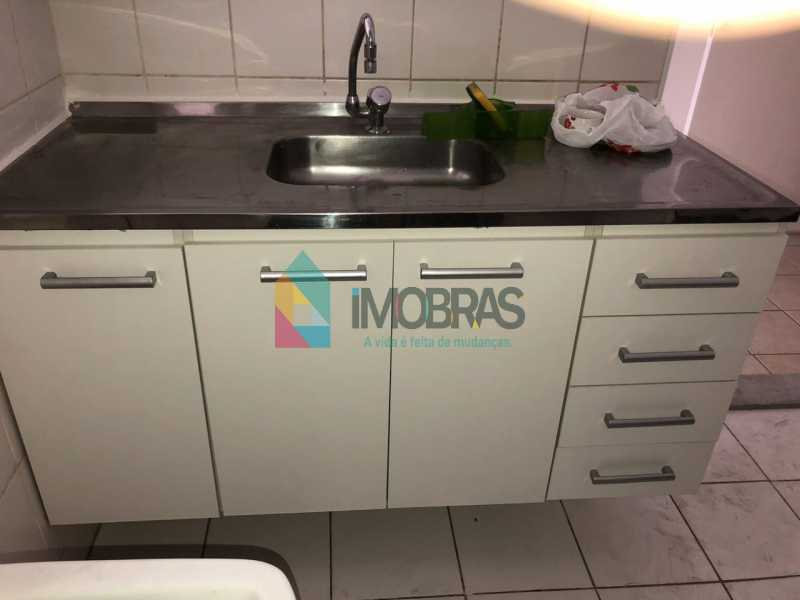 Pia Cozinha - Flat 1 quarto para alugar Centro, IMOBRAS RJ - R$ 2.400 - CPFL10016 - 27