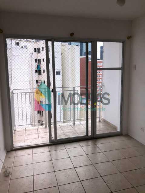 Sala Varanda - Flat 1 quarto para alugar Centro, IMOBRAS RJ - R$ 2.400 - CPFL10016 - 29