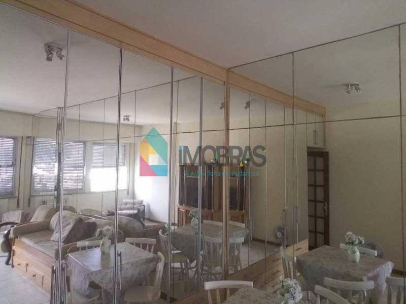Armarios Espelhados - Apartamento Avenida Atlântica,Copacabana,IMOBRAS RJ,Rio de Janeiro,RJ Para Alugar,35m² - CPAP00067 - 9
