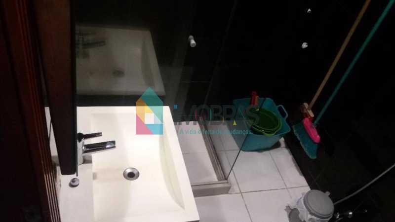 Banheiro - Visto do Alto - Apartamento Avenida Atlântica,Copacabana,IMOBRAS RJ,Rio de Janeiro,RJ Para Alugar,35m² - CPAP00067 - 18