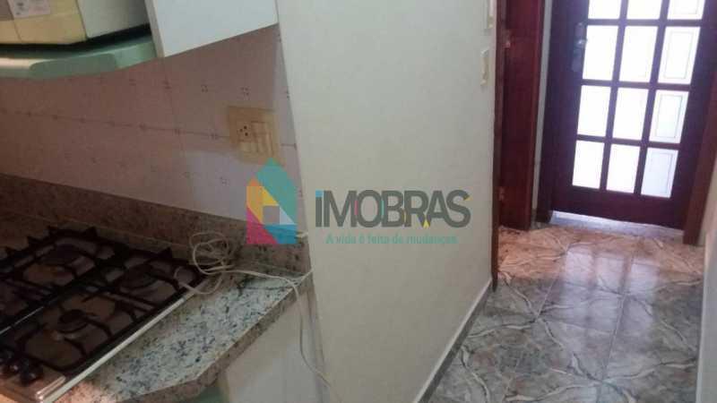 Cozinha - Banheiro e Porta Sal - Apartamento Avenida Atlântica,Copacabana,IMOBRAS RJ,Rio de Janeiro,RJ Para Alugar,35m² - CPAP00067 - 21