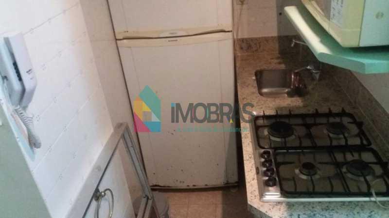 Cozinha - Apartamento Avenida Atlântica,Copacabana,IMOBRAS RJ,Rio de Janeiro,RJ Para Alugar,35m² - CPAP00067 - 22
