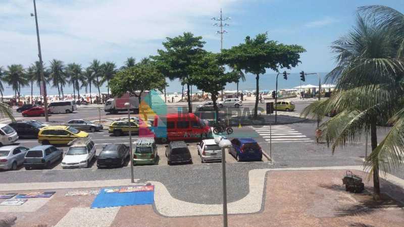 Frente Mar - Apartamento Avenida Atlântica,Copacabana,IMOBRAS RJ,Rio de Janeiro,RJ Para Alugar,35m² - CPAP00067 - 4