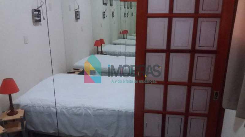 Quarto Porta de Correr - Apartamento Avenida Atlântica,Copacabana,IMOBRAS RJ,Rio de Janeiro,RJ Para Alugar,35m² - CPAP00067 - 12