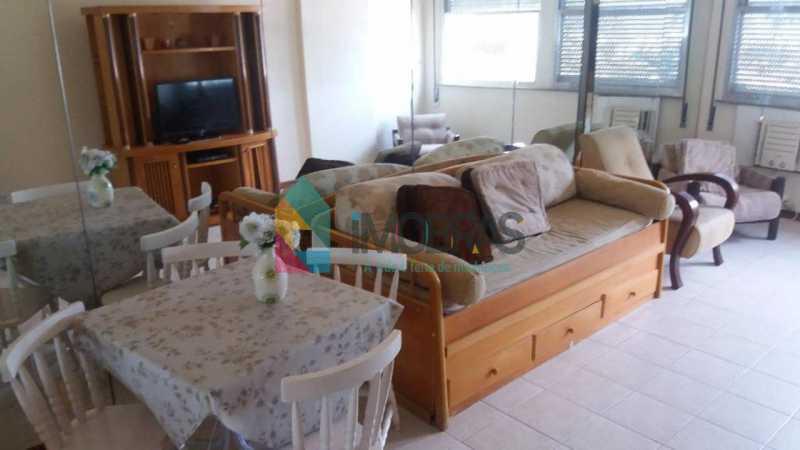 Sala Espelhada - Apartamento Avenida Atlântica,Copacabana,IMOBRAS RJ,Rio de Janeiro,RJ Para Alugar,35m² - CPAP00067 - 5