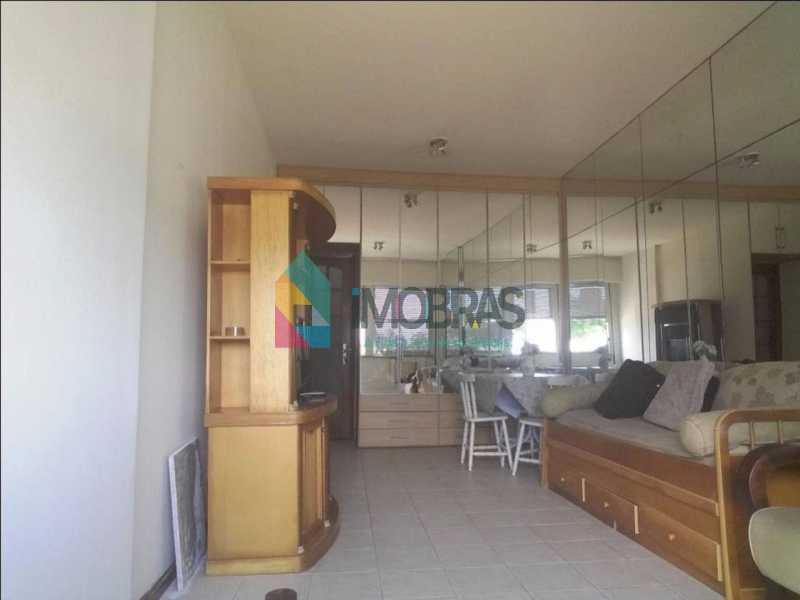 Sala Vista da Janela - Apartamento Avenida Atlântica,Copacabana,IMOBRAS RJ,Rio de Janeiro,RJ Para Alugar,35m² - CPAP00067 - 8