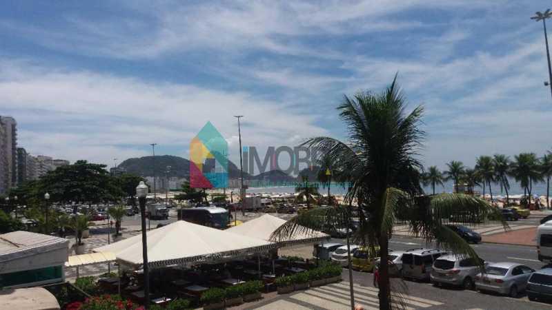 Vista Leme - Apartamento Avenida Atlântica,Copacabana,IMOBRAS RJ,Rio de Janeiro,RJ Para Alugar,35m² - CPAP00067 - 1