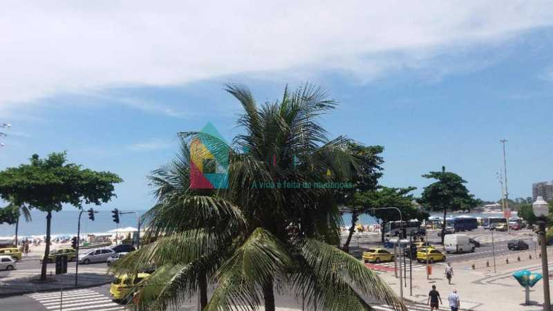 Vista Posto 6 - Apartamento Avenida Atlântica,Copacabana,IMOBRAS RJ,Rio de Janeiro,RJ Para Alugar,35m² - CPAP00067 - 3