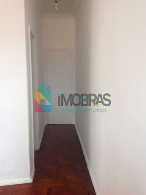 Correde Porta de Entrada - Quarto e Sala - Rua Marques de Olinda - CPAP10297 - 1