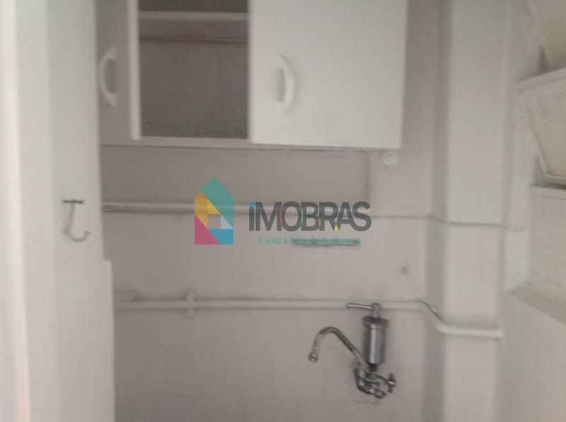 Cozinha - Quarto e Sala - Rua Marques de Olinda - CPAP10297 - 9