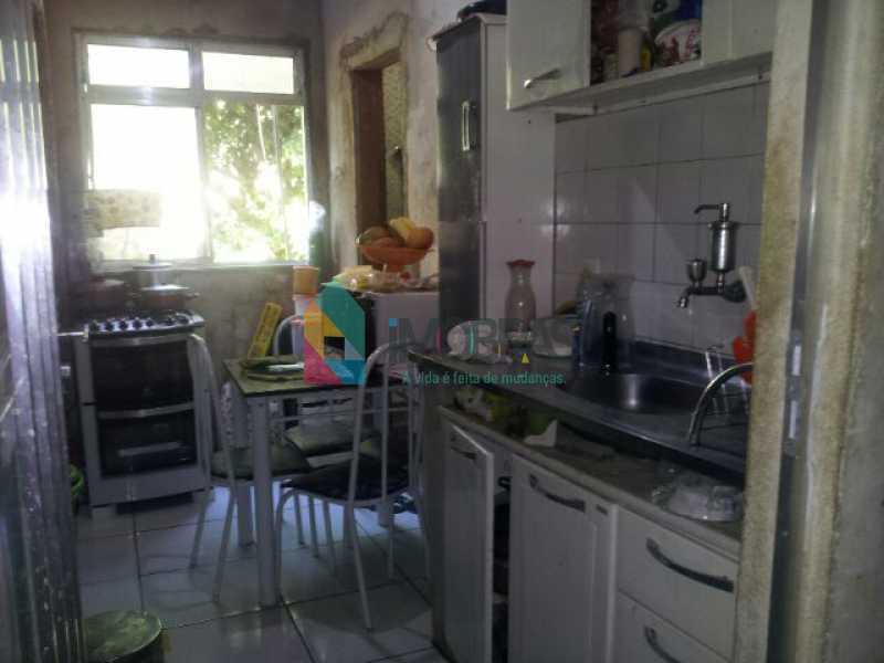 Cozinha - Casa de Vila Rua Álvaro Ramos,Botafogo, IMOBRAS RJ,Rio de Janeiro, RJ À Venda, 1 Quarto, 40m² - BOCV10006 - 4