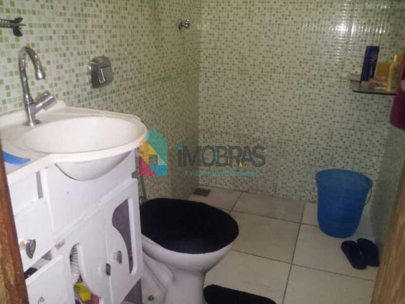 Banheiro - Casa de Vila Rua Álvaro Ramos,Botafogo, IMOBRAS RJ,Rio de Janeiro, RJ À Venda, 1 Quarto, 40m² - BOCV10006 - 5