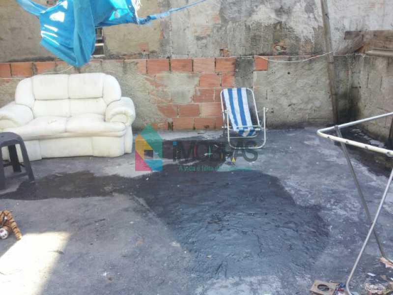 Laje - Casa de Vila Rua Álvaro Ramos,Botafogo, IMOBRAS RJ,Rio de Janeiro, RJ À Venda, 1 Quarto, 40m² - BOCV10006 - 7