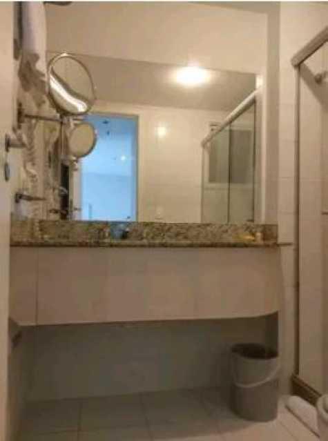Banheiro - Flat 1 quarto Botafogo - BOFL10009 - 9