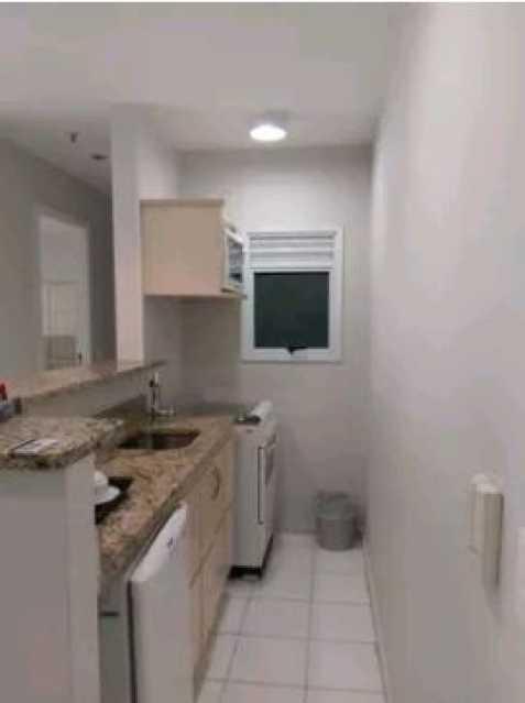 Cozinha - Flat 1 quarto Botafogo - BOFL10009 - 4