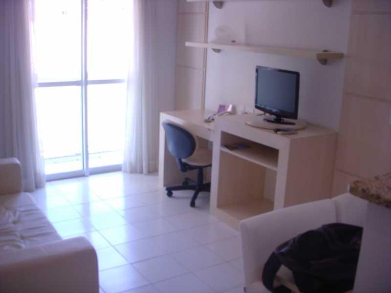 DSCN3564 - Flat Botafogo, IMOBRAS RJ,Rio de Janeiro, RJ À Venda, 1 Quarto, 44m² - BOFL10010 - 3