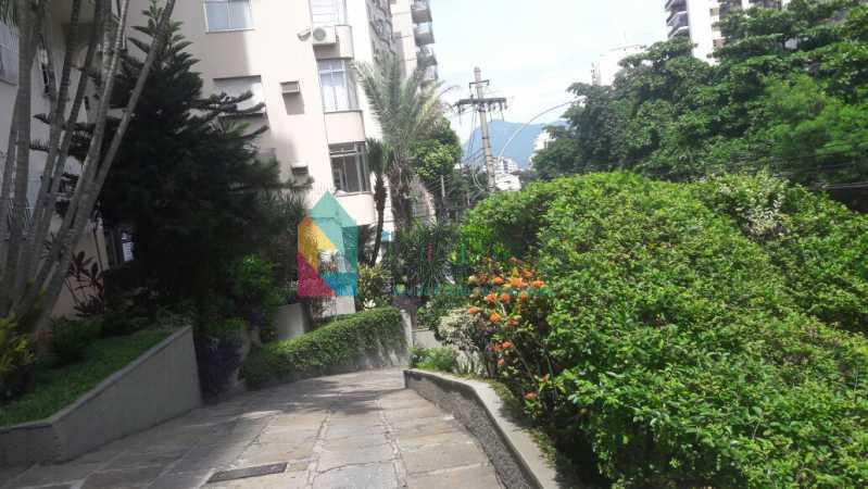 5 - Apartamento À venda Rua do Humaitá,Humaitá, IMOBRAS RJ - R$ 500.000 - BOAP20297 - 1