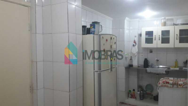 10 - Apartamento À venda Rua do Humaitá,Humaitá, IMOBRAS RJ - R$ 500.000 - BOAP20297 - 7