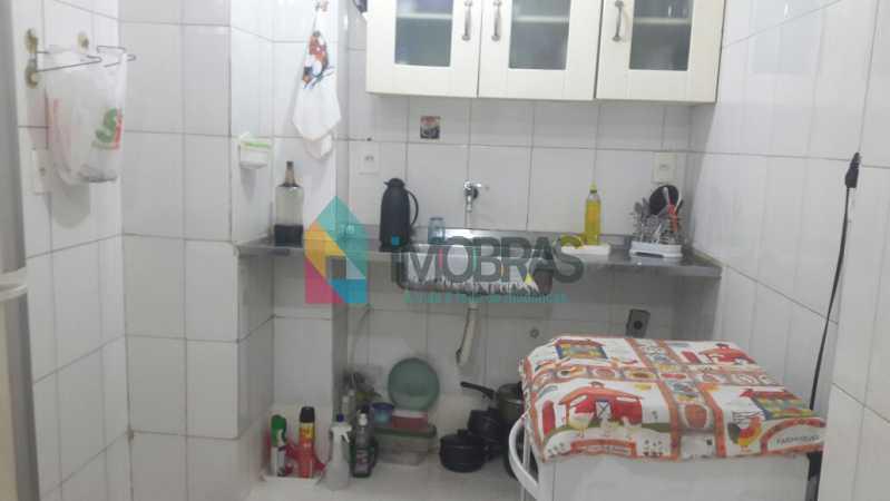11 - Apartamento À venda Rua do Humaitá,Humaitá, IMOBRAS RJ - R$ 500.000 - BOAP20297 - 8