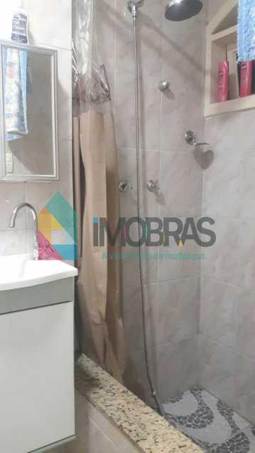 13 - Apartamento À venda Rua do Humaitá,Humaitá, IMOBRAS RJ - R$ 500.000 - BOAP20297 - 9