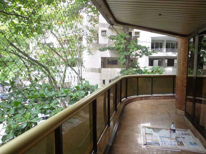 DSC02125 - Apartamento 3 quartos para alugar Leblon, IMOBRAS RJ - R$ 13.999 - CPAP30548 - 4