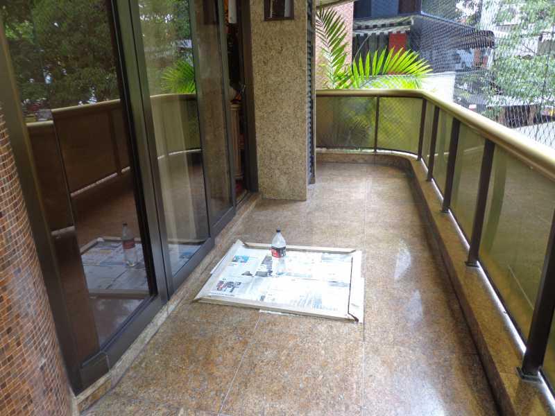 DSC02127 - Apartamento 3 quartos para alugar Leblon, IMOBRAS RJ - R$ 13.999 - CPAP30548 - 6