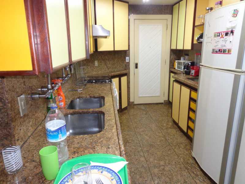 DSC02129 - Apartamento 3 quartos para alugar Leblon, IMOBRAS RJ - R$ 13.999 - CPAP30548 - 8