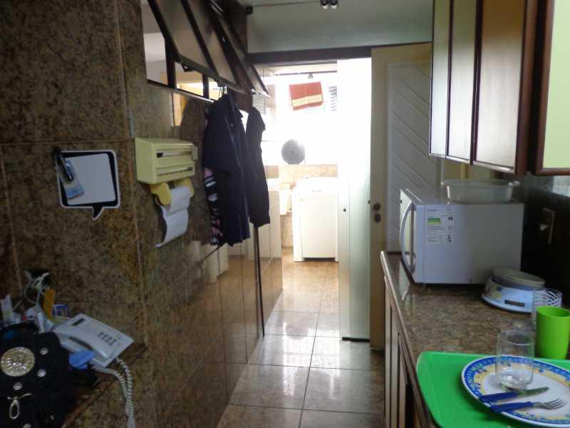 DSC02130 - Apartamento 3 quartos para alugar Leblon, IMOBRAS RJ - R$ 13.999 - CPAP30548 - 9