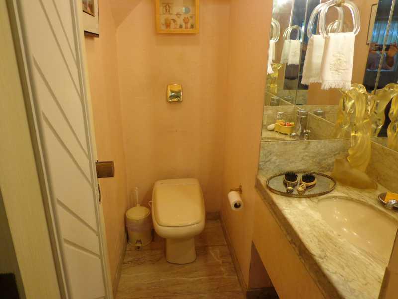 DSC02132 - Apartamento 3 quartos para alugar Leblon, IMOBRAS RJ - R$ 13.999 - CPAP30548 - 11