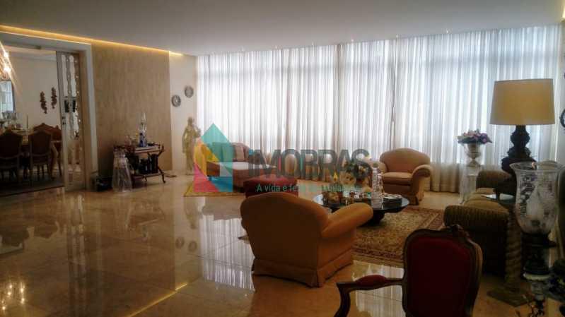 2 - Apartamento 3 quartos à venda Copacabana, IMOBRAS RJ - R$ 2.850.000 - CPAP31177 - 1