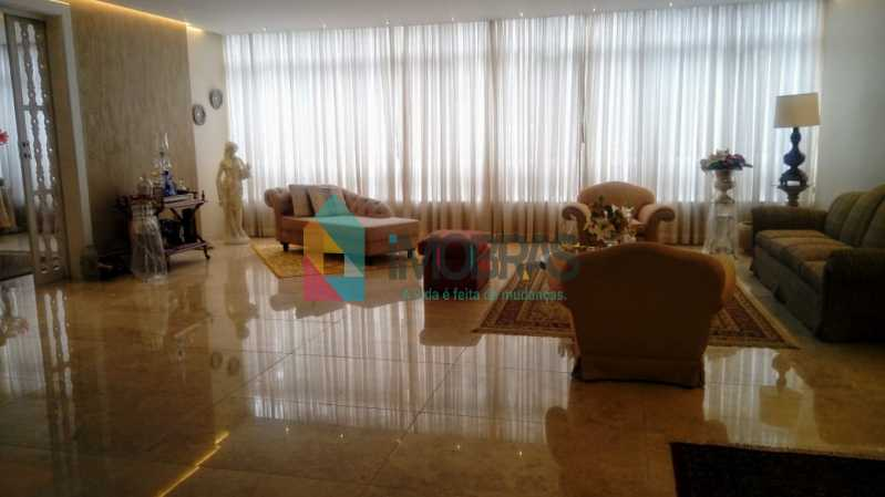 3 - Apartamento 3 quartos à venda Copacabana, IMOBRAS RJ - R$ 2.850.000 - CPAP31177 - 3
