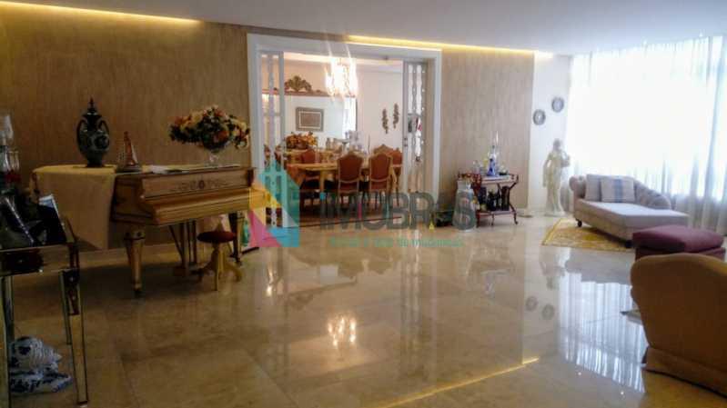5 - Apartamento 3 quartos à venda Copacabana, IMOBRAS RJ - R$ 2.850.000 - CPAP31177 - 5