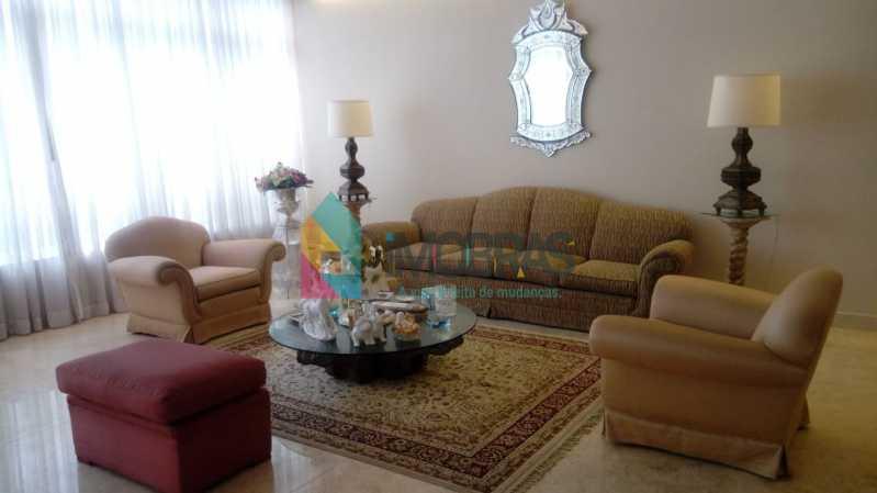 6 - Apartamento 3 quartos à venda Copacabana, IMOBRAS RJ - R$ 2.850.000 - CPAP31177 - 6