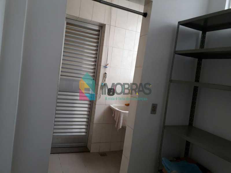 laranjeirasIII - Excelente apartamento em rua tranquila de Laranjeiras. - BOAP20326 - 19