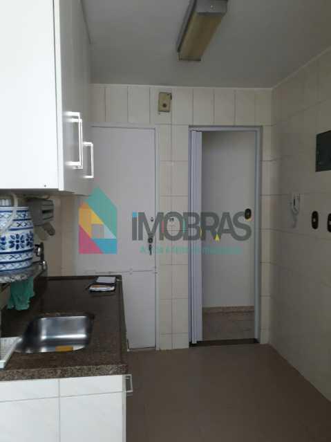 laranjeirasV - Excelente apartamento em rua tranquila de Laranjeiras. - BOAP20326 - 15