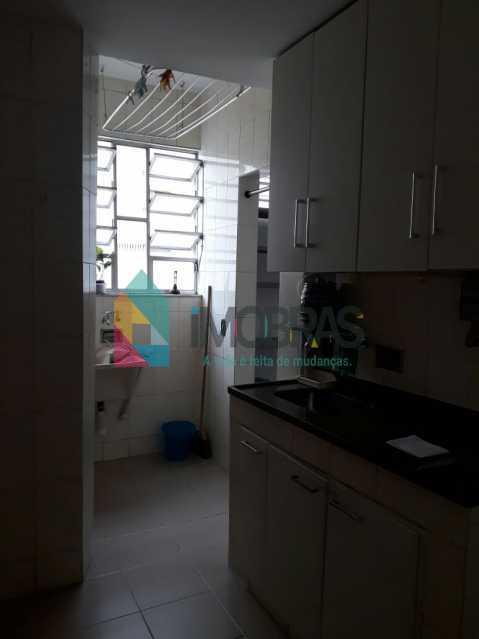 laranjeirasVI - Excelente apartamento em rua tranquila de Laranjeiras. - BOAP20326 - 16