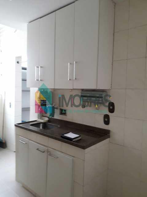 laranjeirasVII - Excelente apartamento em rua tranquila de Laranjeiras. - BOAP20326 - 14