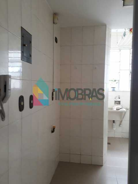laranjeirasVIII - Excelente apartamento em rua tranquila de Laranjeiras. - BOAP20326 - 17