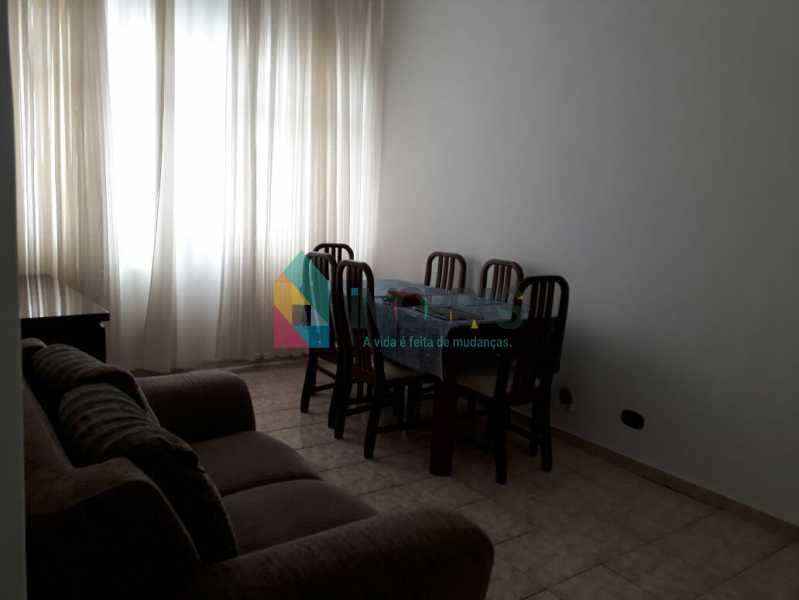laranjeirasX - Excelente apartamento em rua tranquila de Laranjeiras. - BOAP20326 - 1